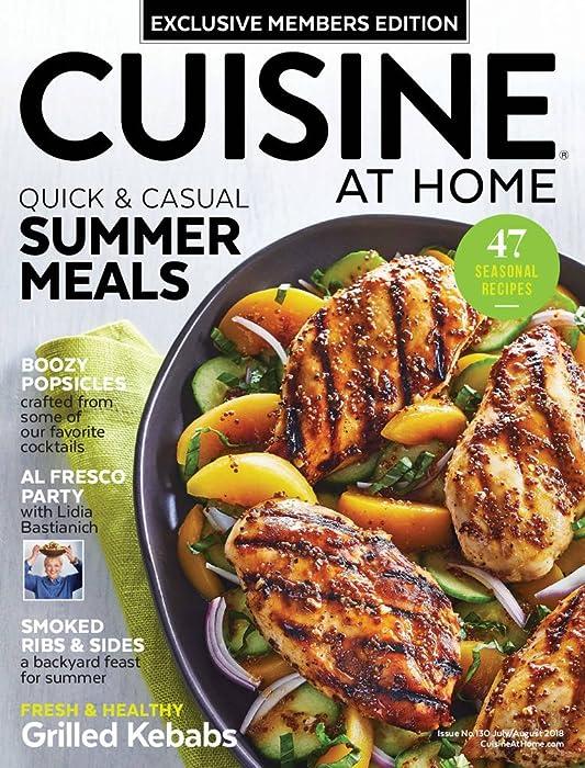 Top 4 English Home Magazine