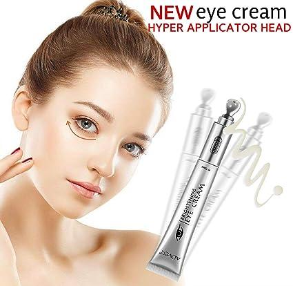 Crema reafirmante para ojos antiarrugas con ácido ...