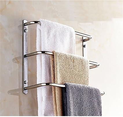 Multi Capa Baño toallero, baño multifuncional toallero de barra, toallero, toalla de baño