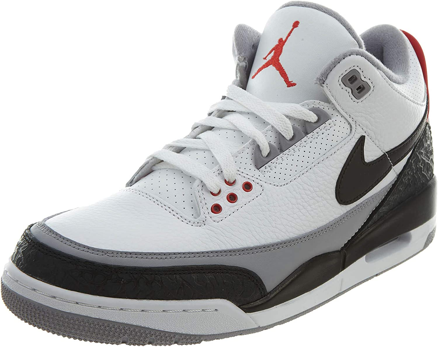 farmacéutico aprendiz importante  Amazon.com | Air Jordan 3 Retro Tinker NRG