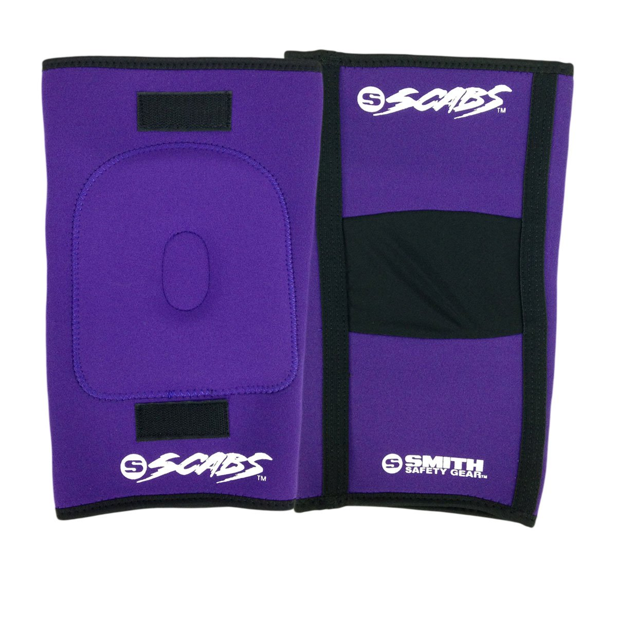 Smith Safety Gear Knee Gasket Set, Purple, Small