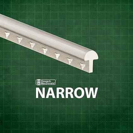 Narrow//Low StewMac Narrow Fretwire 96-foot pack 1 pound