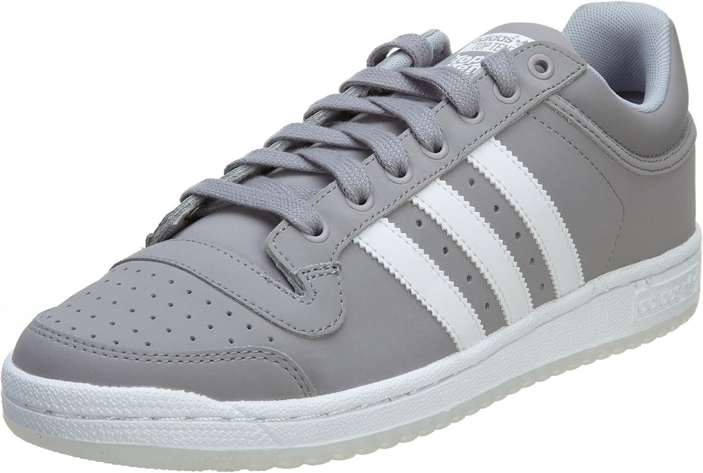 adidas Originals Top Ten Lo - Zapatillas de Baloncesto para Hombre, (Light Onix/White), 10 D(M) US: Amazon.es: Zapatos y complementos