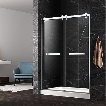 ferdy-03h31 sin marco deslizante para mampara de ducha, 56 – 60 en ...