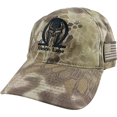 1c78fa2cc9f USAMM Molon Labe Kryptek Baseball Cap (Highlander) at Amazon Men s Clothing  store