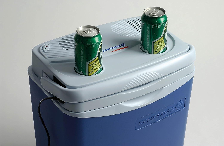 CAMPINGAZ Powerbox Nevera eléctrica, 28 l, Unisex, Azul, 39 x 27 x 49 cm