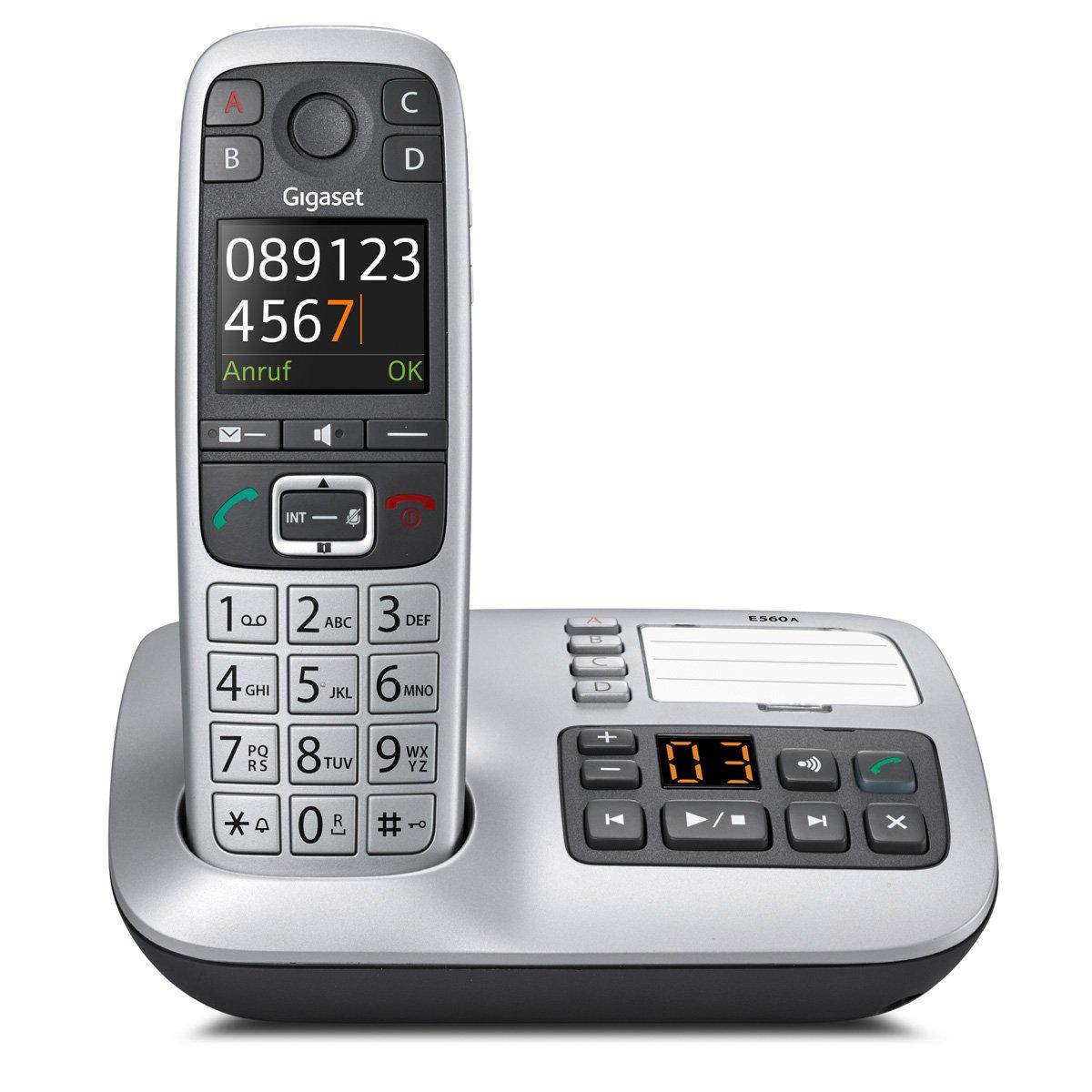 Gigaset E560A, Gigaset E560A Test, Gigaset E560A kaufen, Gigaset E560A für Senioren, Gigaset E560A IP Telefon, Gigaset E560, IP Telefon Test, Voip Telefon Test, IP Phone Test, IP Haustelefon Test, IP Telefon, IP Phone, Telefon mit Internet, Haustelefon Internet, IP Telefon Test 2018, IP Telefon Test 2019, VoiP Telefon Test 2018, VoIP Telefon Test 2019