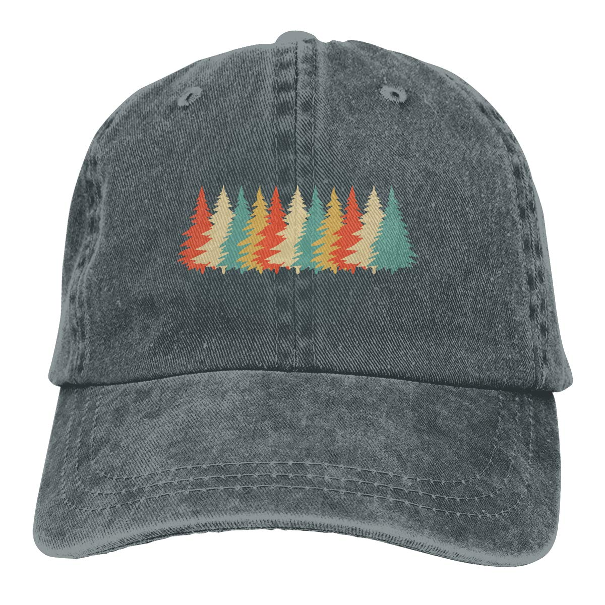 Goldsmith Sally Trees Nature Hiking Forest Unisex Low Profile Washed  Baseball Caps Adjustable Dad Hat at Amazon Men s Clothing store  a49f72452c1
