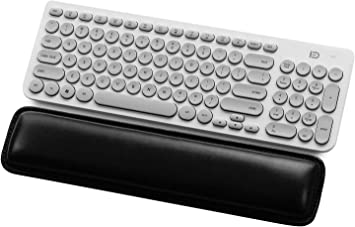 Palm Rest Keyboard Leather Wrist Protection Anti-skid Pad 5 Colors 87 104 108