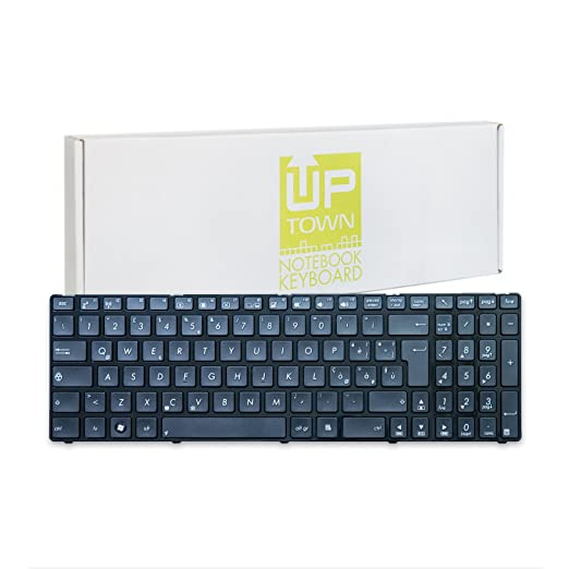 13 opinioni per UP PARTS® UP-KBU026- Tastiera ASUS K50C K50IJ P50IJ X5DIJ K50 K70- Layout