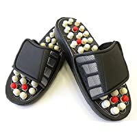 Acupressure Therapy Accu Paduka Controlling Full Body Workflow & Circulation Free Size Slippers