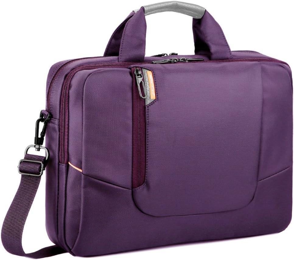 Amazon.com: BRINCH Nylon Waterproof Laptop Case with Side Pockets for  Macbook Pro Retina 15 inch Mini Asus/DELL/HP/Samsung ,15.6-Inch, Purple:  Computers & Accessories