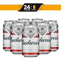 Cerveza Importada, Budweiser Classic, 24 Latas de 355 ml c/u