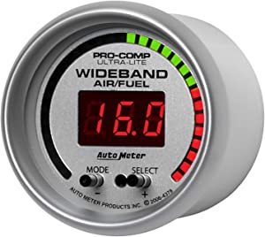 Auto Meter 4378 Ultra-Lite Digital Wideband Air and Fuel Ratio Kit