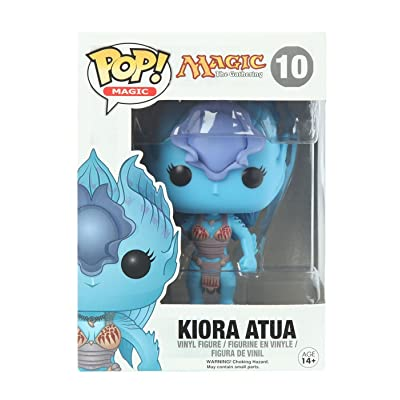 Funko POP Games: Magic The Gathering - Series 2 Kiora Atua Vinyl Figure: Funko Pop Magic: Toys & Games