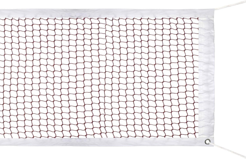 610 x 76 CM for Indoor or Outdoor Sports Garden Schoolyard Backyard Without Frame Nylon Braided Mesh in Red HOGAR AMO Badminton Net