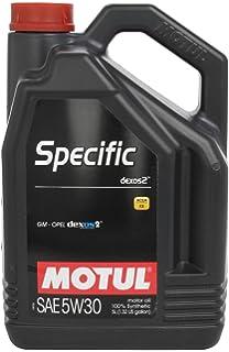 Motul 102643 Aceite De Motor