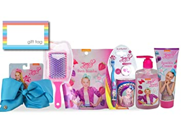 jojo siwa bath collection christmas gift set for girls birthday gifts for little girls
