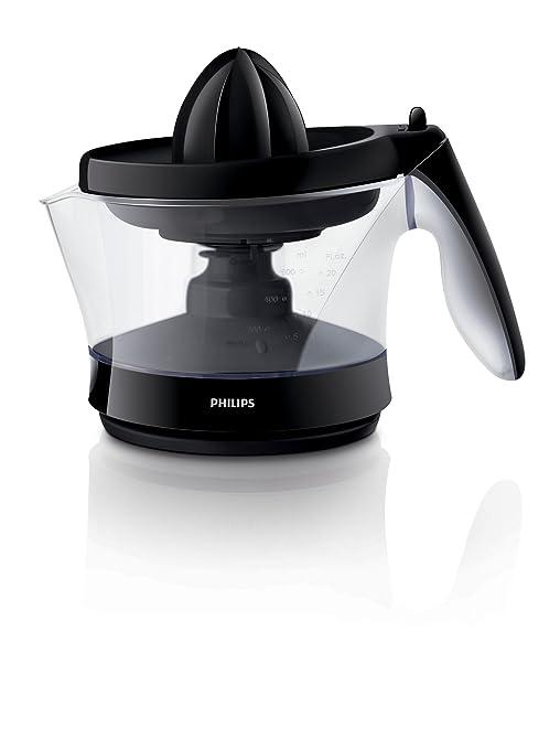 Philips HR2744/90 - Exprimidor, Color Negro