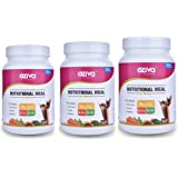 OZiva Nutritional Meal for Women, (Meal Replacement) Chocolate, 93 Servings (Pack of 3 Jar)