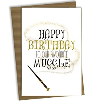 Image Unavailable Not Available For Colour Harry Potter Birthday Card