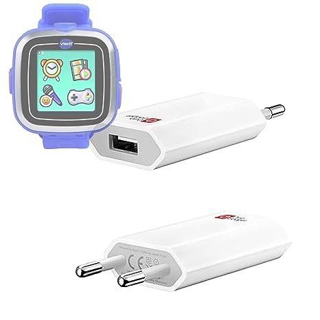 DURAGADGET Chargeur Secteur de voyage USB de première qualité pour montre connectée Vtech Kidizoom Smart Watch et Smart Watch Plus: Amazon.fr: High-tech