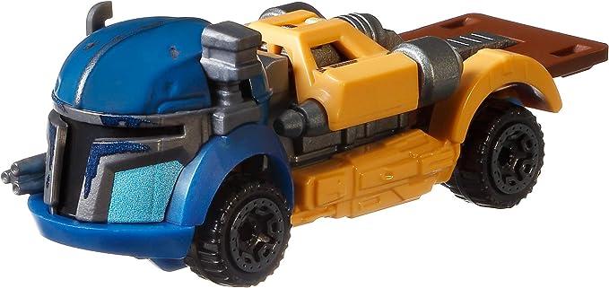 Hot Wheels Character Cars Star Wars Wave 3 Heavy Infantry Mandalorian