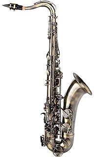 Classic Cantabile Winds TS-450 estilo antiguo amarillo saxofón tenor