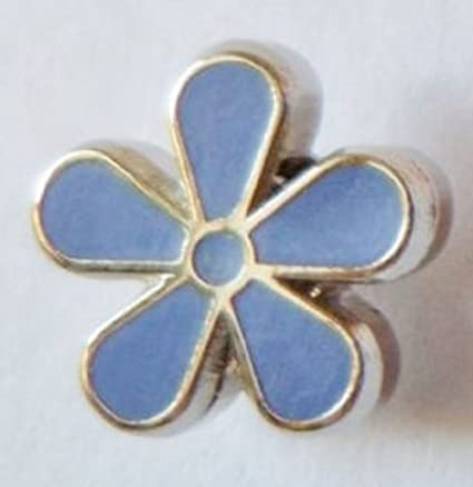 285a9f5136e Amazon.com: Alzheimer's disease Forget-Me-Not Flower Small Enamel ...