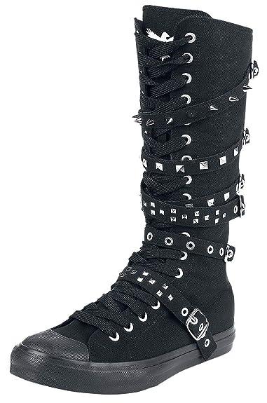 separation shoes 61c8b db8a1 Black Premium by EMP Thunder Walk Sneaker high schwarz