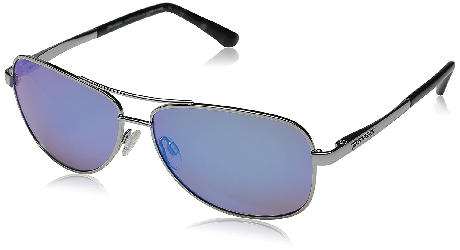 Pepper's Fly Boy MP5619-1 Polarized Aviator Sunglasses