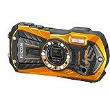 Ricoh WG-30W ( 16 MP,5 x Optical Zoom,2.7 -inch LCD )