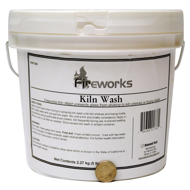 Fireworks 5-Pound Kiln Wash by Fireworks (Image #2)