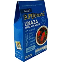 Xiomega-Superfoods Semilla de Linaza, 300 g