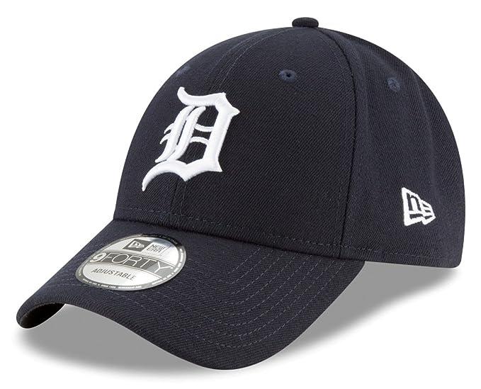6bcdacf306e9b New Era 9Forty Adjustable Curve Cap ~ Detroit Tigers  Amazon.ca ...