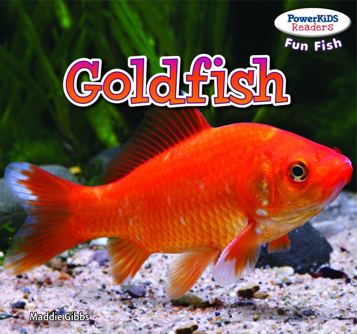 Download Goldfish (PowerKids Readers: Fun Fish) pdf epub