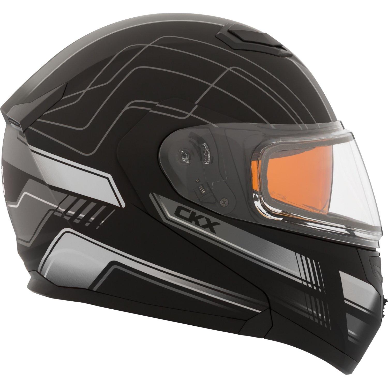 Challenger CKX Flex RSV Modular Helmet, Winter Part# 508916#