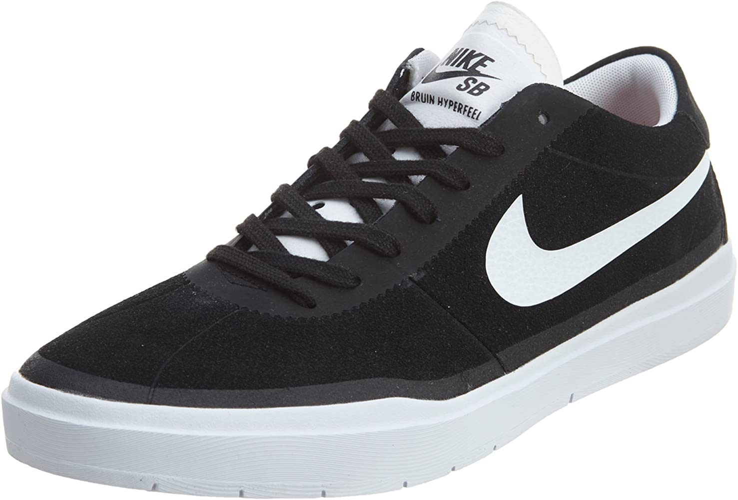 Destino camuflaje sostén  Amazon.com | NIKE Men's Bruin SB Hyperfeel, Black/White-White, 6 M US |  Shoes