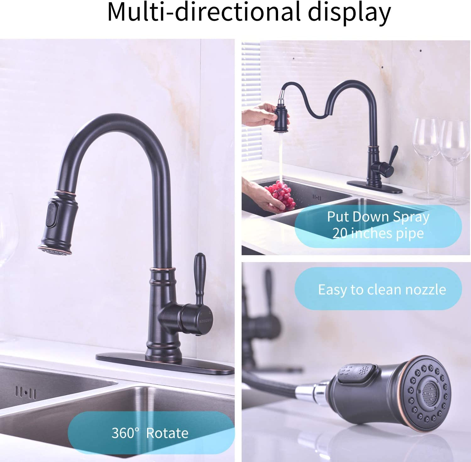 Amazon coupon code for Pull out Kitchen Faucet