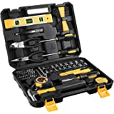 ETEPON 78Piece Household Tool Kit Set For Home Auto Repair with Tool Box Storage Case ET016