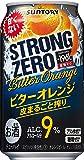 サントリー-196℃ ストロングゼロ ビターオレンジ [ チューハイ 350ml×24本 ]