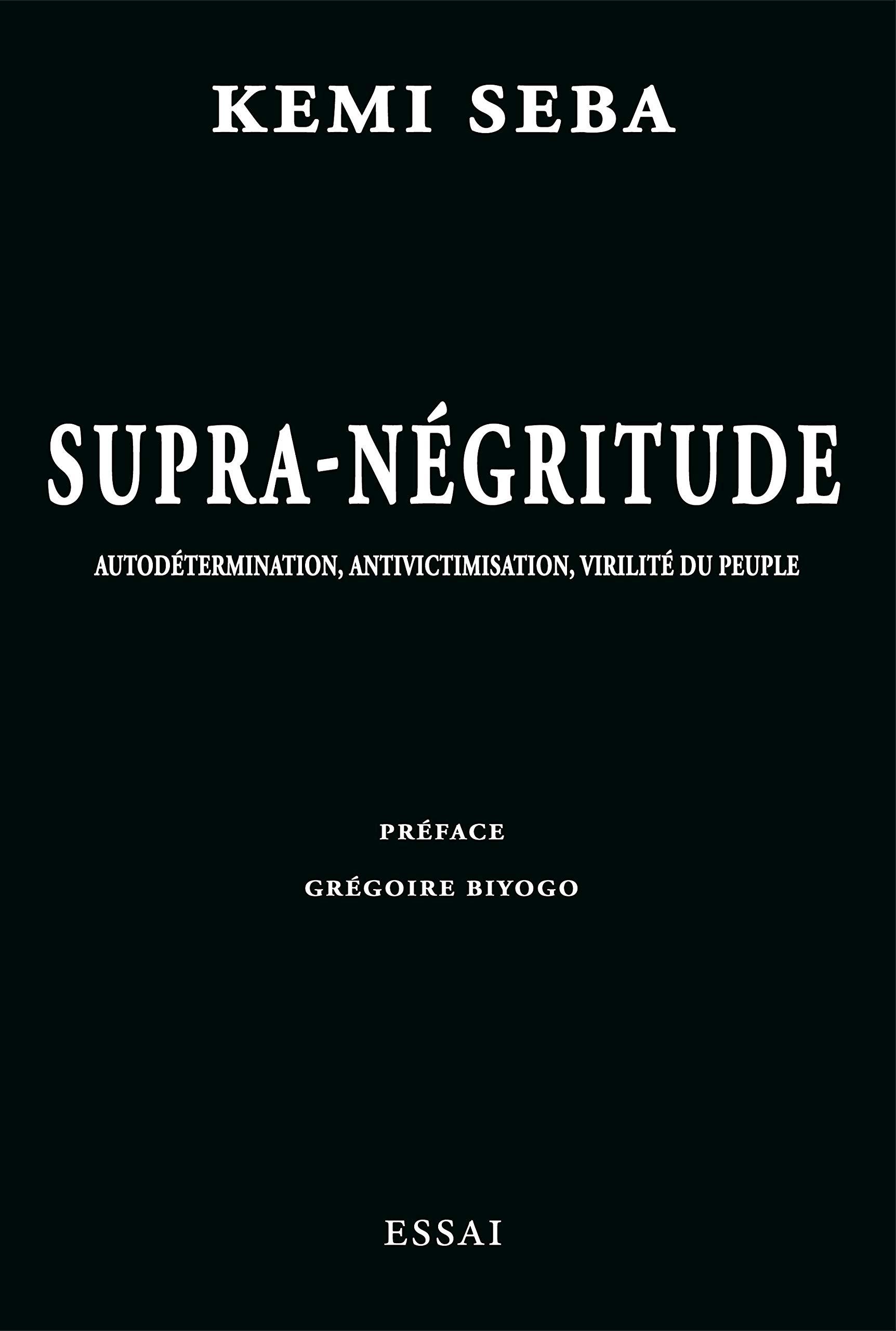 SUPRA PDF TÉLÉCHARGER NEGRITUDE