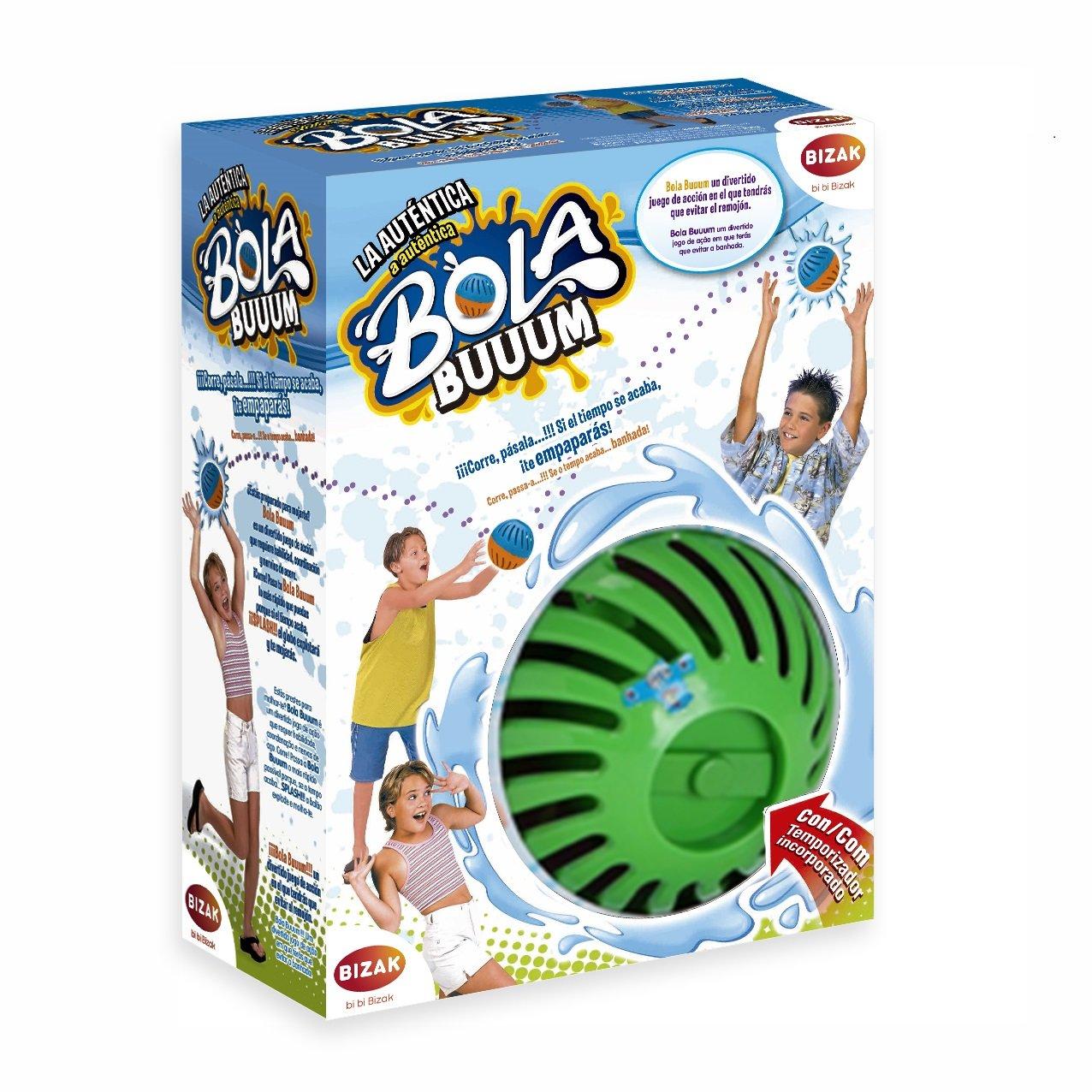 Bizak Aire Libre Bola Buuum (BIZAK 35007532): Amazon.es: Juguetes ...