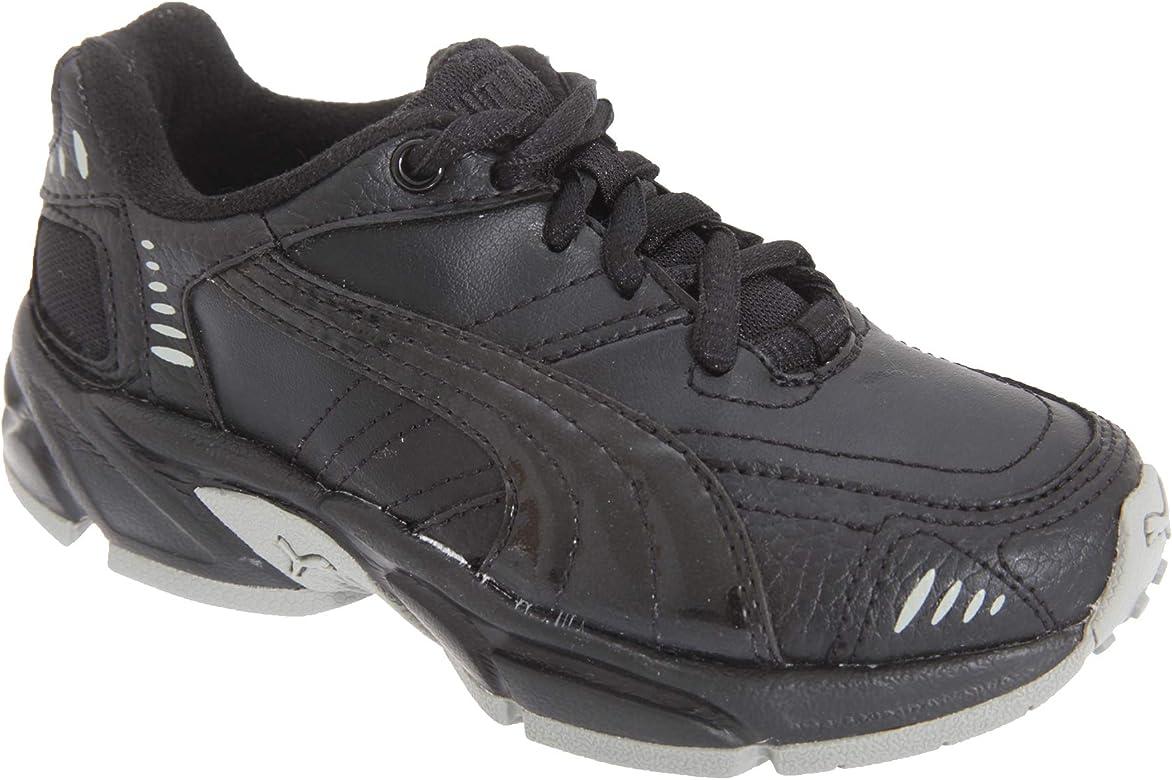 Puma - Zapatillas de Deporte Modelo Axis/Hahmer Unisex para niños (29 EU) (Negro): Amazon.es: Zapatos y complementos