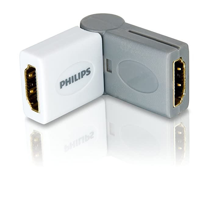 Amazon.com: Philips SWV3461S/17 Foldable HDMI Adapter (Discontinued ...