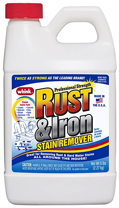 Whink Rust & Iron Stain Remover 5 lbs