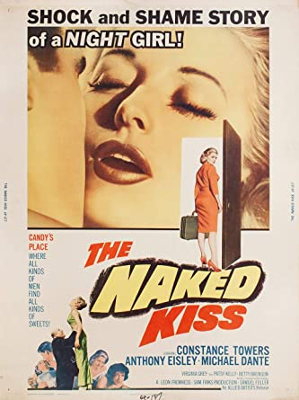 The Naked Kiss 1964 U.S. 30 by 40 Poster at Amazon's Entertainment  Collectibles Store