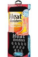 Mens Slipper Heat Holders Thermal Socks Size 6-11 uk - 39-45 eur