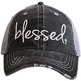 Blessed Women's Trucker Hats Caps by Katydid