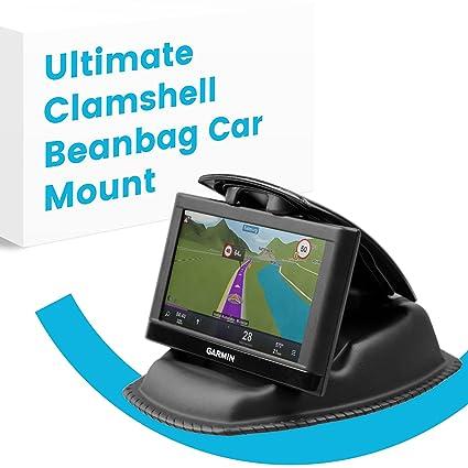 GPS Mount APPS2Car Dashboard NonSlip Beanbag Friction Holder For Garmin Nuvi TomTom